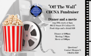 off the wall movie night