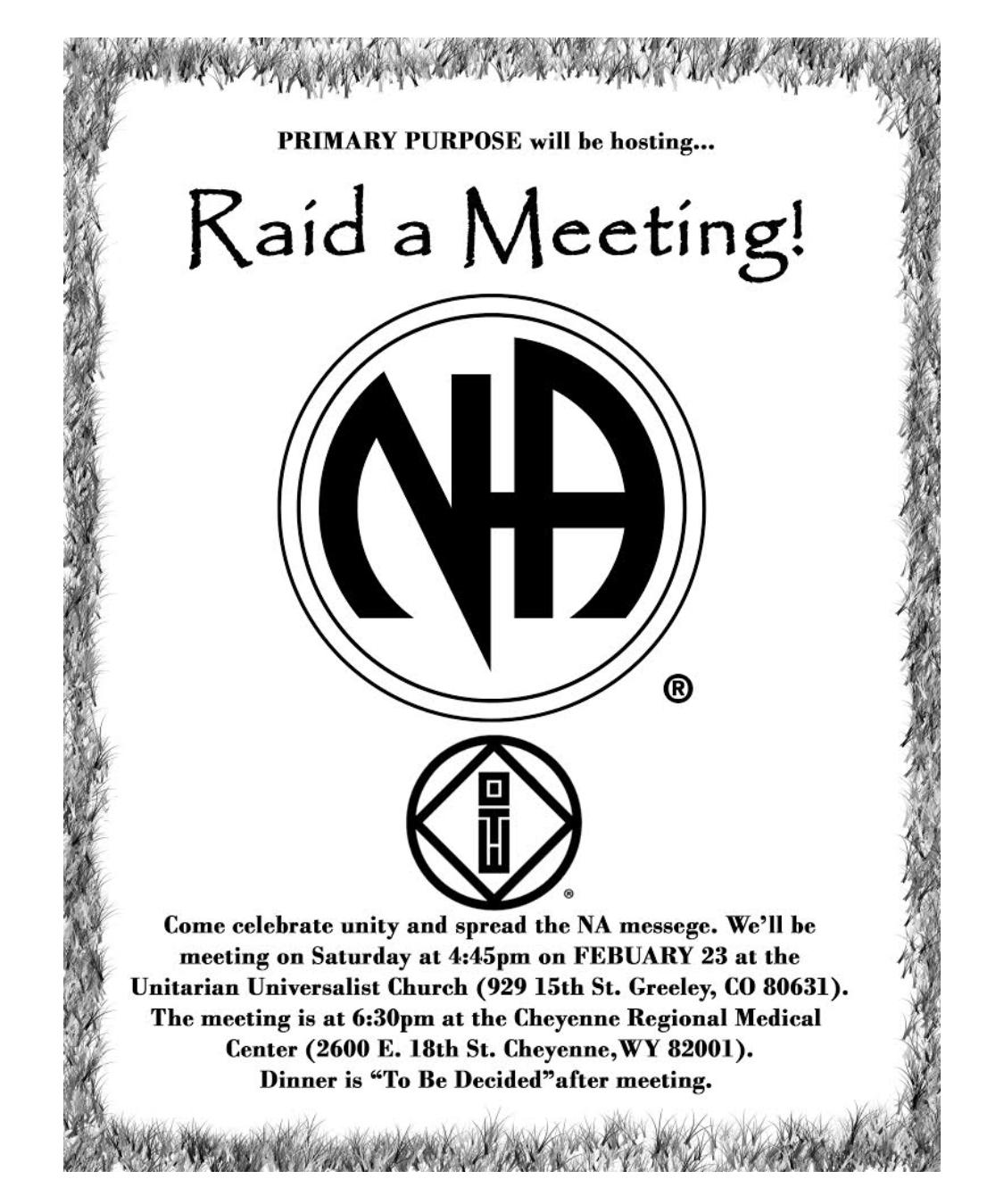 raid-a-meeting